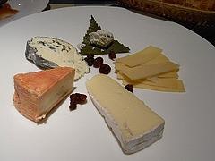 チーズ盛り合わせ@サン・レザン