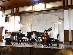 第一回信大医学部室内楽団演奏会