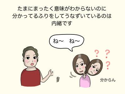 たまにまったく意味がわからないのに分かってるふりしてうなずいているのは内緒です 「ね〜 ね〜」「ね〜」は韓国語で「はい」ってことです。分からん