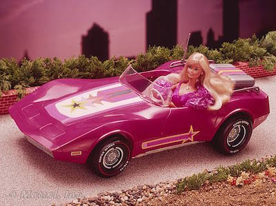 barbie_corvette
