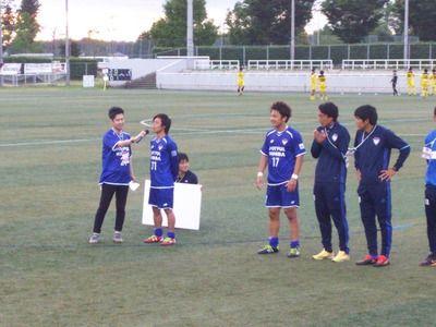 【地域リーグ 関東】ジョイフル本田つくばFCは開幕4連勝で首位を堅守!エリースFC東京とVONDS市原FCはドロー