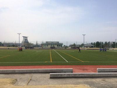【地域リーグ 東北】「祝開幕」仙台SASUKE.FCとメリーはドロー