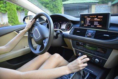 女の車の運転「そーこーをーどーけーーっ!」 ←これwwwww