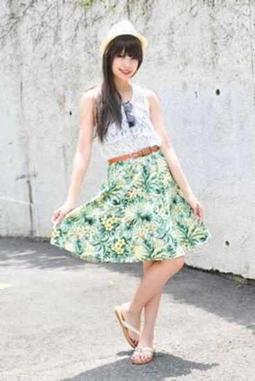 【画像】お前ら女のどんなファッションが好きなの