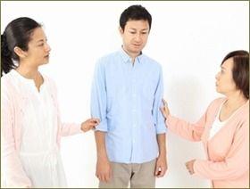息子に障害があることを話したら「あの嫁はおかしい」呼ばわりされる。夫も「もうお袋とは関わるな」って。息子にとっては大切な祖父母なのに。もっと仲を取り持って欲しい