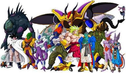 ドラゴンボールZ劇場版のボスで魔人ブウ純粋より強いのがジャネンバとヒルデガーンしかいない事実wwwwwwwww