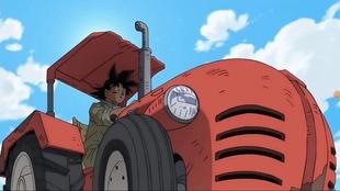 チチって悟空に働け働け言ってたけど農家よりもっと良い仕事あったやろ