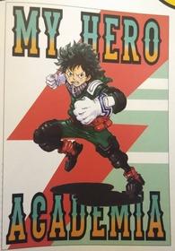 【画像】尾田栄一郎さんが書いたヒロアカのデクがこちらです