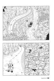【悲報】ピッコロさん、岩に擬態してしまう