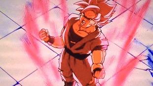 悟空ってスーパーサイヤ人の状態で界王拳使った事あるんだな