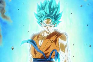 サイヤ人の究極の姿であるスーパーサイヤ人の神、スーパーサイヤ人ゴッドのスーパーサイヤ人←これ