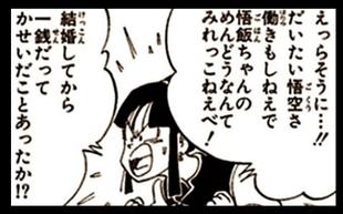 孫悟空(無職)ベジータ(無職)←なぜなのか