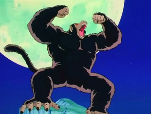 サイヤ人が月で大猿に変身する設定ってよく考えたらおかしいよな?