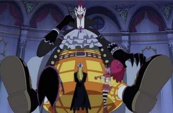 【ワンピース】やっぱモリアさんだわ!これは海賊王の器