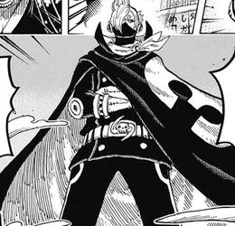 【ワンピース】レイドスーツを着たサンジさん、強過ぎるwwwww