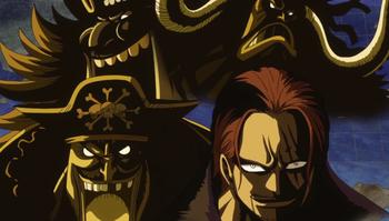 尾田「カイドウビックマムは四皇の前座。シャンクス黒ひげ編が一番盛り上がる。」