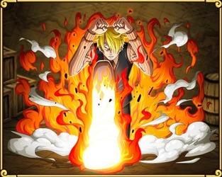 【ONE PIECE】なんでサンジって炎出せるの?