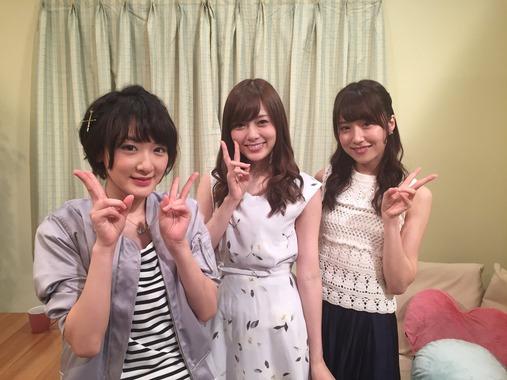 乃木坂46の「いい先輩TOP3」を発表します!