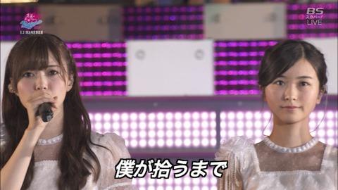 【乃木坂46】白石麻衣と佐々木琴子、乃木坂美人2人が並び立つ!