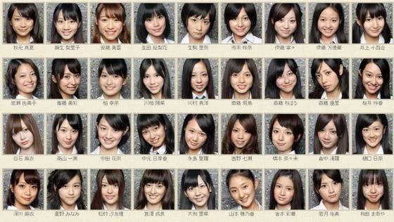 生駒、生田、星野、白石、西野、飛鳥らが一回のオーディションで集まってしまった乃木坂1期の凄さよ
