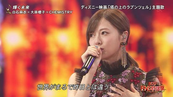 【乃木坂46】FNS歌謡祭で、いくちゃんとまいやんがDisneyの曲を歌って大活躍!!
