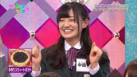 中田花奈って乃木坂46で一番性格良いよな?