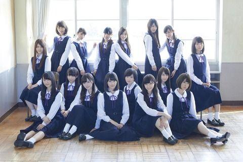 乃木坂46にハマったのは「何度目の青空か?」の発売以前?以後?