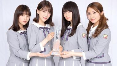 【祝報】オリコントータルセールス、今年も上半期1位は乃木坂46!!!