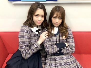 福岡でアルバムPRしてる桜井玲香と松村沙友理がかわいすぎる!