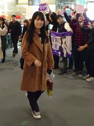 【悲報】賀喜遥香ちゃん、私服が地味…。