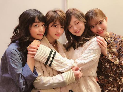 TGC静岡で深川麻衣さんが乃木坂メンバーと感動の再開!!