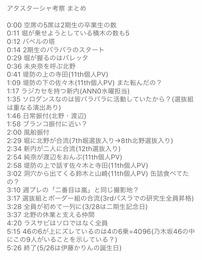 【乃木坂46】「アナスターシャ」MVの考察が凄い!!