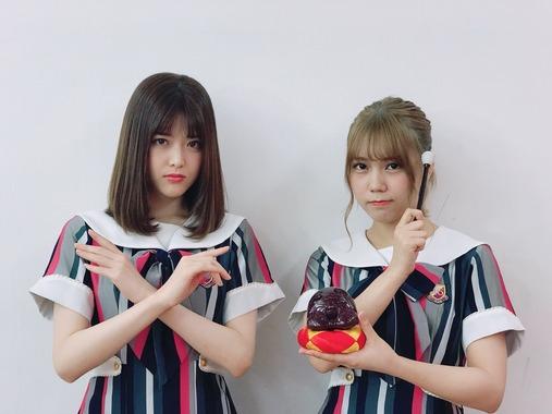 【乃木坂46】 生ドル代打MCの川後陽菜を観て好感度爆上げした!