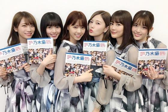 【乃木坂46】白石麻衣さん、西野七瀬さんにキス寸前!