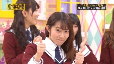 桜井玲香が元気だとやっぱりいいね。あの子ほんとう乃木坂らしいわ