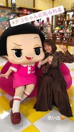 真夏さんとツーショット?www生駒ちゃんが可愛い!!