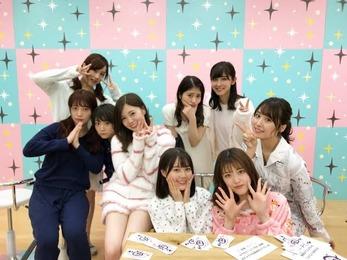 乃木坂4期生ちゃんの46時間TVの深夜パジャマが早く見たい!