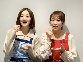 中田花奈と秋元真夏のビジュアルが限界突破!