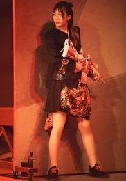 吉田綾乃クリスティー出演舞台「ゲームしませんか?」初日を和田まあや&伊藤理々杏が見に来た模様!