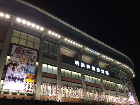 ハロオタの俺がはじめて乃木坂46のライブ(神宮最終日)に行ってきた感想