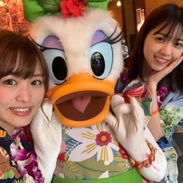 【元乃木坂46】西野七瀬まると伊藤かりんちゃんがハワイ旅行まる