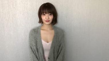 中田花奈ちゃんのπが!