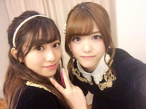 【乃木坂46】松村沙友理、桜井玲香の仕上がり良くて綺麗!!