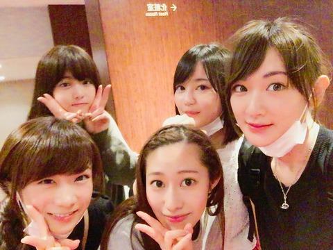 乃木坂メンバーも「嫌われ松子の一生」観に来てたのか!