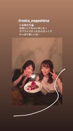【元乃木坂46】らりんがゆったんにサプライズでお祝いをした模様!