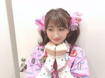 【乃木坂46】井上小百合ちゃん、全身ピンクのブリブリのアイドルになる!