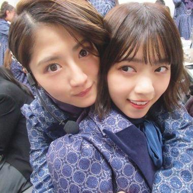 【乃木坂46】若月佑美さん、西野七瀬さんにキス【動画あり】