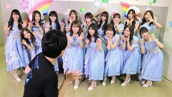 【乃木坂46】「ZIP春フェス」セトリ、感想!背の順整列みんな可愛かった!!
