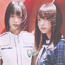齋藤飛鳥と平手友梨奈が組めばアイドル史上最高のコンビができるんじゃない?