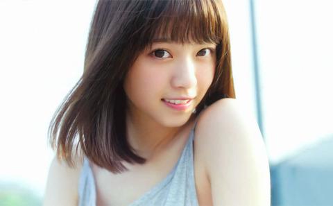 【乃木坂46】西野七瀬さんって顔が可愛くて小顔で、さらに声まで可愛いって最強じゃない?